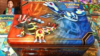 Video Ouverture d'un Coffret Pokémon Rubis Oméga Saphir Alpha PRIMO GROUDON VS PRIMO KYOGRE ! MP3, 3GP, MP4, WEBM, AVI, FLV Juni 2017