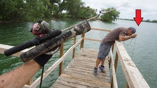 Video MAGNET FISHING DOCKS UNEXPECTED BIGGEST FIND YET! MP3, 3GP, MP4, WEBM, AVI, FLV Januari 2019