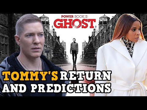 Power Book 2 Ghost 'WILL TOMMY RETURN?!' & Season 1 Predictions Explained - Power Spin Off