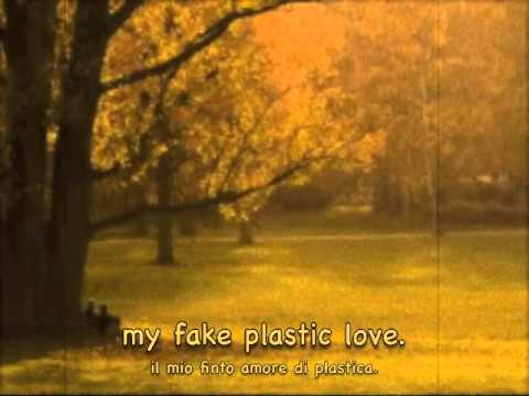 Radiohead - Fake Plastic Trees [Testo in italiano]