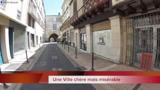 Villeneuve-sur-Lot France  city photos : Villeneuve sur Lot la ville fantôme (video qui dérange)