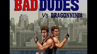 Nonton Bad Dudes VS Dragon Ninja [Arcade] - All Clear - 1CC - 999,999 points - edusword Film Subtitle Indonesia Streaming Movie Download