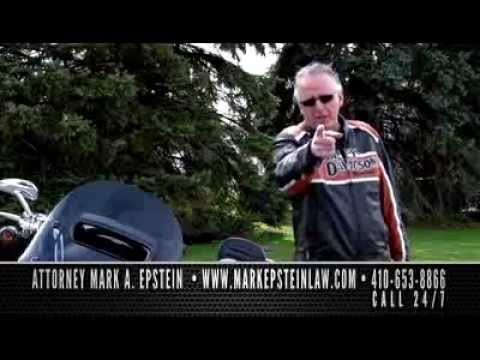 Baltimore Motorcycle Accident Lawyer | Mark A. Epstein