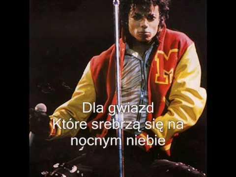 Tekst piosenki Michael Jackson - You Are My Life po polsku