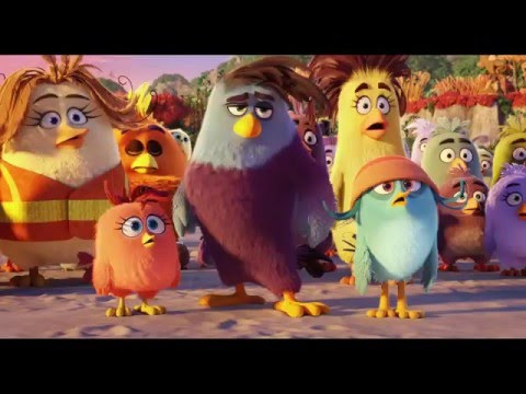 Angry Birds (Featurette 'Birds vs Pigs')