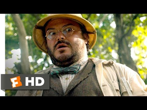 Jumanji: Welcome to the Jungle (2017) - Learning to Pee Scene (3/10) | Movieclips