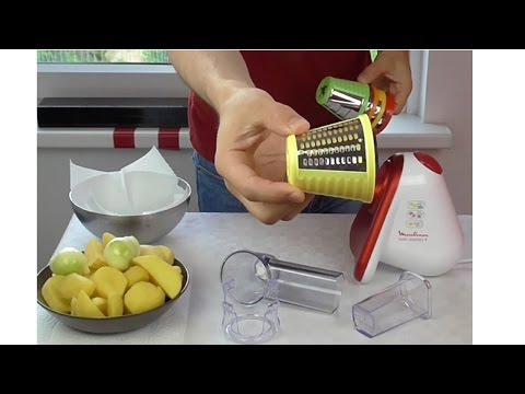 Produkt Test Moulinex DJ756G Fresh Express Plus