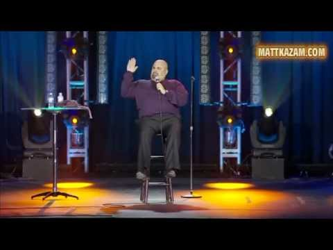 Mini Vans & Car Seats - Stand Up Comedy From Matt Kazam Special