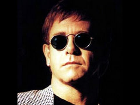 Elton John - I Just Can't Wait To Be King (demo) With Lyrics!