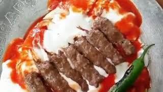 manisa meşhur şehzadeler  kebabı