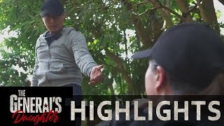 Video Marcial saves Rhian from danger   The General's Daughter (With Eng Subs) MP3, 3GP, MP4, WEBM, AVI, FLV Mei 2019