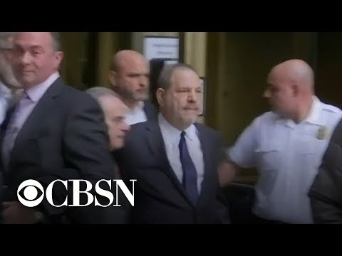 Judge rules Harvey Weinstein sexual assault case can move forward