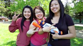 Association of Hmong Students (AHS) at UCLA Banquet Video 2011-2012