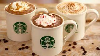 Homemade Starbucks Drinks - Gemma's Bigger Bolder Baking Ep 148 by Gemma's Bigger Bolder Baking