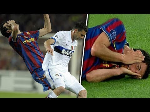Video: Footballers Who RUINED The Champions League XI!
