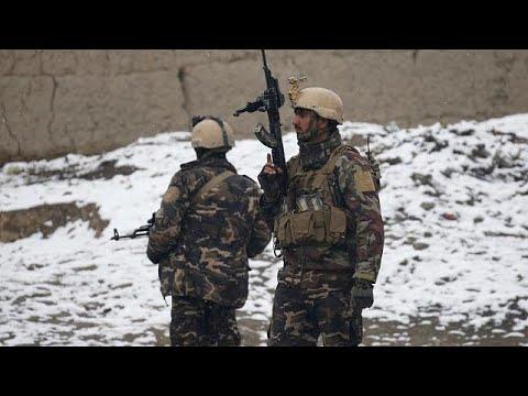 Αιματηρή επίθεση τζιχαντιστών σε ακαδημία στρατού