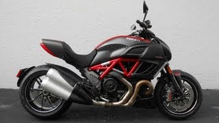 8. Ducati Diavel Carbon Ride & Spec Video