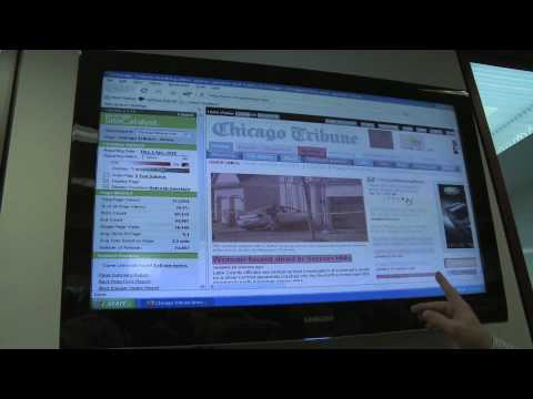 ChicagoTribune - Join Chicago Tribune editor Gerould Kern and the Tribune's Chicago Breaking News editor Dan Haar as they show the revamped fourth floor newsroom of the Midwe...