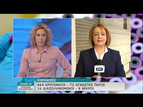 Ενημερωτική εκπομπή για COVID-19 | 20/03/2020 | ΕΡΤ