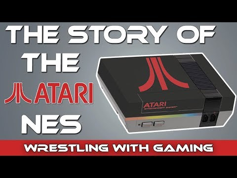 The Atari NES   How The NES Almost Became Atari's Console - Featuring Guru Larry (Larry Bundy Jr)