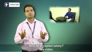 INTERVIEW QUESTION: HOW MUCH SALARY YOU WANT
