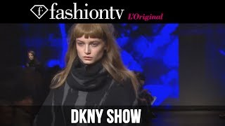 DKNY Fall/Winter 2014-15 | New York Fashion Week NYFW | FashionTV