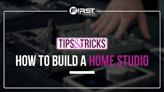 Video How to Build a Home Studio or Project Studio MP3, 3GP, MP4, WEBM, AVI, FLV Desember 2018
