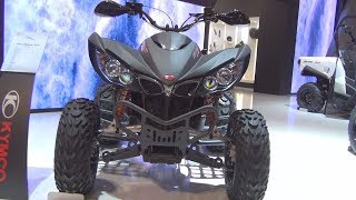 8. Kymco New Maxxer 450i Visual Delight (2017) Exterior and Interior in 3D
