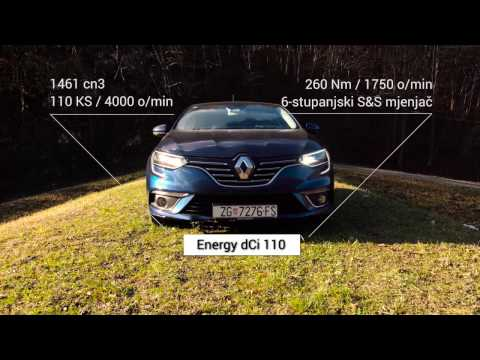 Pogledajte mini test Renault Megana.
