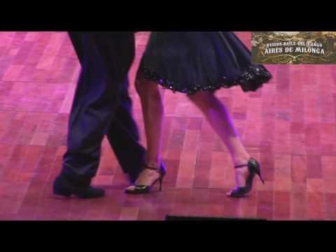 Tecnica de pasos, pista, mundial de tango, parte 1