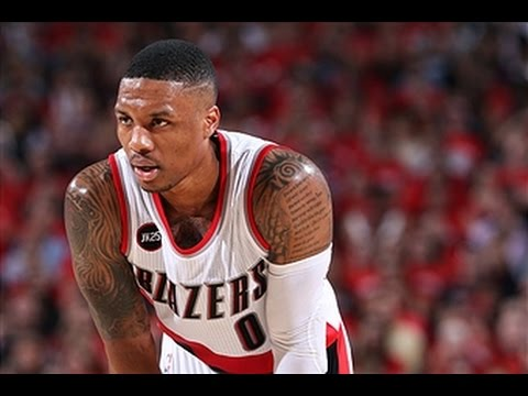Video: Damian Lillard Breaks Out for 32-Points in Huge Game 4 Win