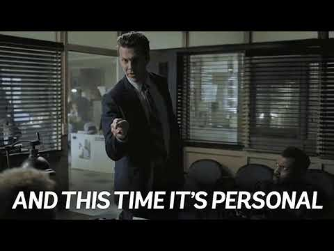 HAYES MACARTHUR POINT FINGER GIF BY ANGIE TRIBECA