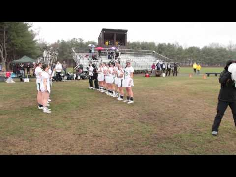 Plymouth State Women's LAX Senior Day