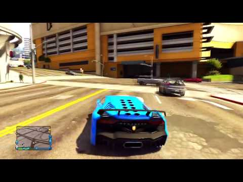 GTA 5 Rare Paint Jobs Online – Purple Crush, Leaf Green, Baby Blue – GTA 5 Secret Paint Jobs