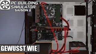 PC Building Simulator Seasion 2 #17 -Gewusst wie.. - IT SIMULATION Deutsch