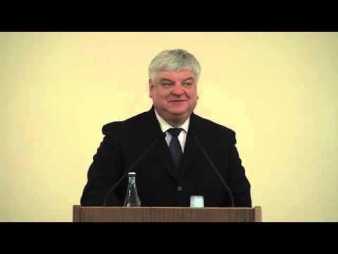 LR Vyriausybės kanclerio pirmojo pavaduotojo Rimanto Vaitkaus kalba