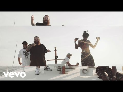 Action Bronson and Joey Bada$$ join Statik Selektah for his new video 'Beautiful Life'