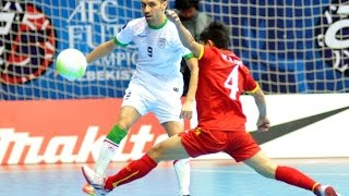 Video IRAN vs VIETNAM: AFC Futsal Championship 2016 (Semi Finals) MP3, 3GP, MP4, WEBM, AVI, FLV Juli 2017