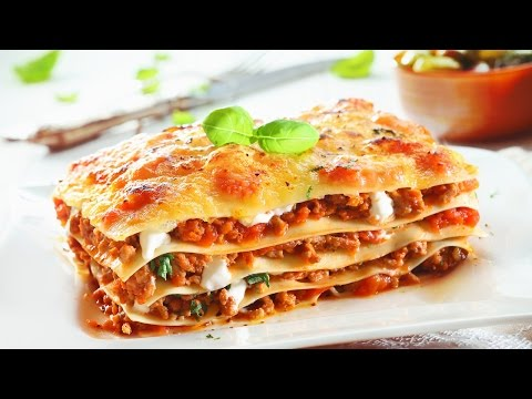 Download How To Make Vegetarian Lasagna HD Mp4 3GP Video and MP3
