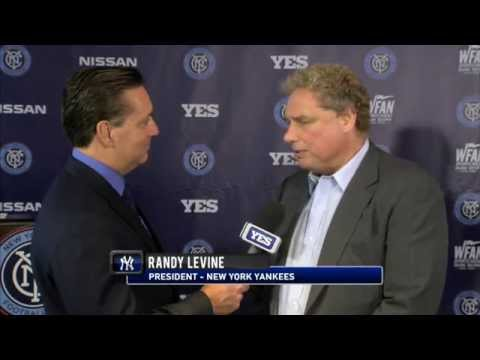 Video: NYCFC YES Network Press Conference