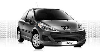 видео авто Peugeot 207 в кредит