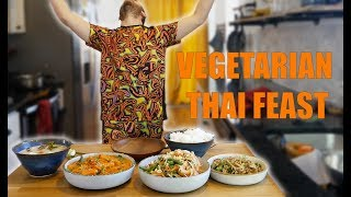 Cooking an entire meal while dancing nonstop #CHALLENGE by Brothers Green Eats
