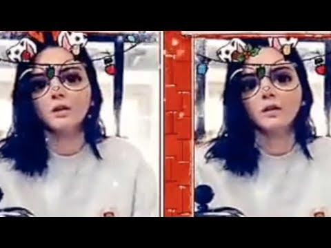 Kourtney Kardashian | Snapchat Videos | December 9th 2017 | ft Kendall Jenner (видео)