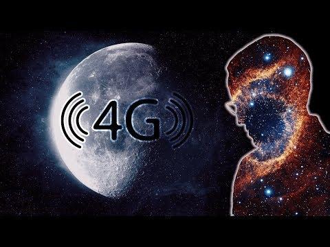 Интернет НА ЛУНЕ [Новости науки и технологий] (видео)