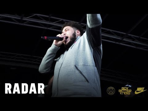 THE JOINTS SHOW WITH BIG ZUU | RADAR RADIO @ BOY BETTER KNOW O2 TAKEOVER  @RadarRadioLDN