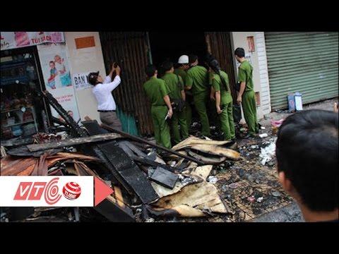 Cháy nhà, 7 người chết ở trung tâm TP HCM