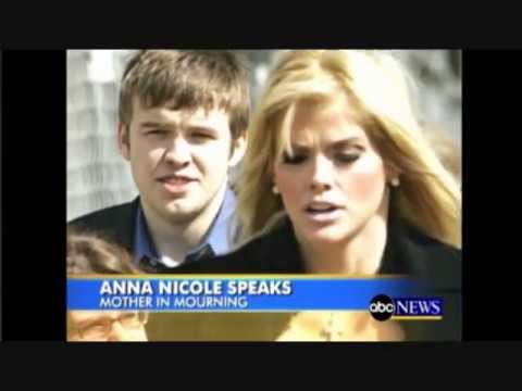 Anna Nicole Smith breaks silence- Anna Nicole Smith in her own words