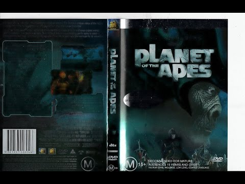 Planet Of The Apes (2001) - DVD Unboxing And Overview
