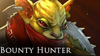 Bounty Hunter, offlaner de qualitay ! DotA 2 FR