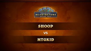 Shoop vs MTGkid, game 1
